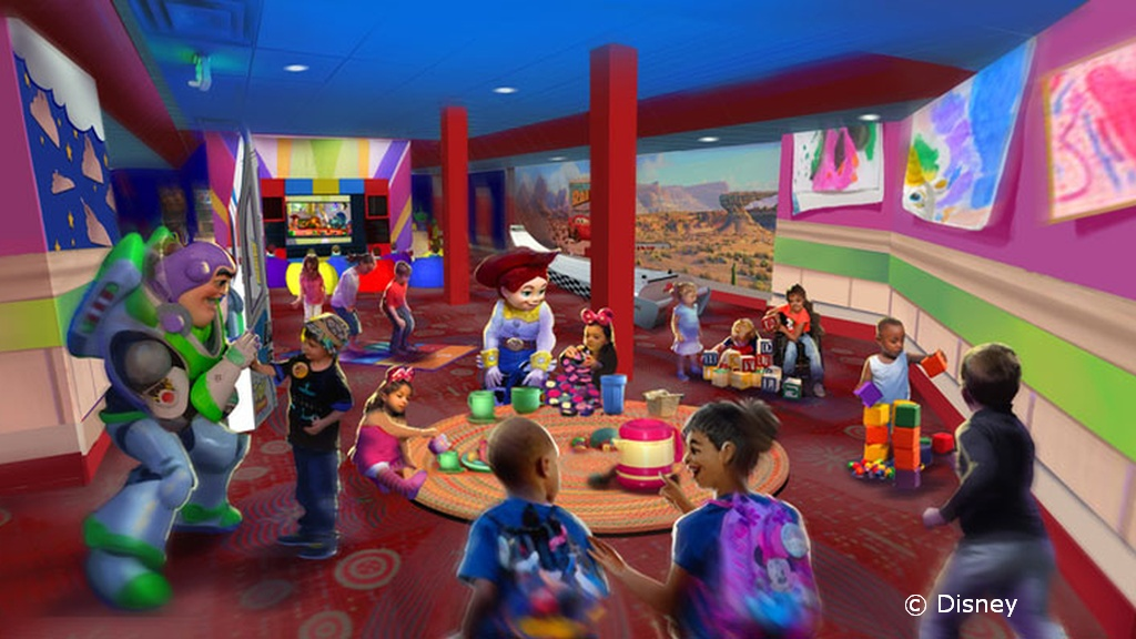 BOOK NOW: Pixar-Themed Kids' Experience at Contemporary