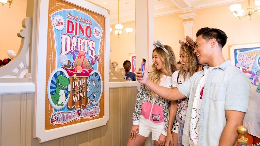 Play Disney Parks App Launches June 30!