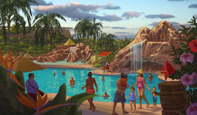 Disney And Florida Attractions News Blog Polynesian