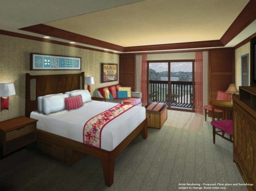 Disney's Polynesian Village DVC and Resort Update