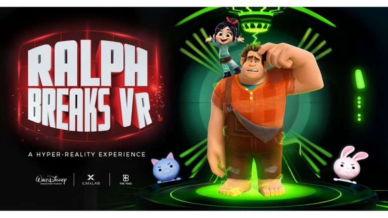 'Ralph Breaks VR' Hyper-Reality Experience Coming This Fall, More VR on Horizon!