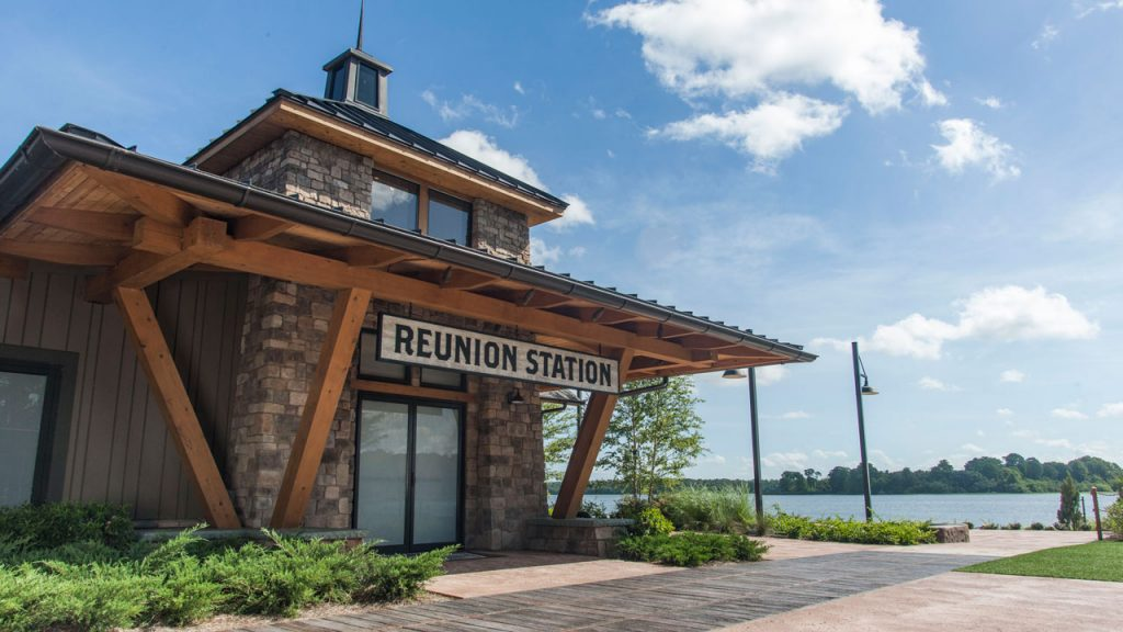Reservations Open April 4 for Wilderness Lodge's Reunion Station