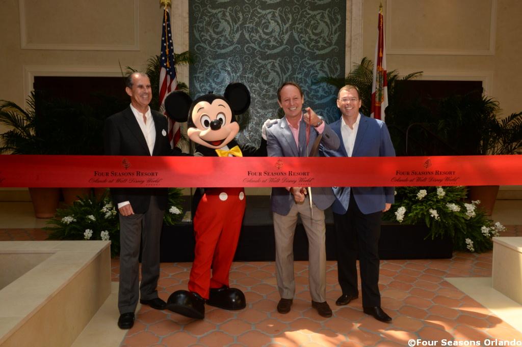 Disney World Welcomes the Four Seasons Orlando Resort
