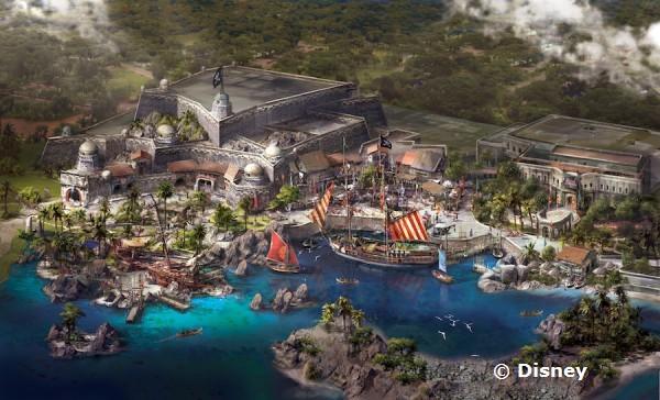 Shanghai Disneyland Details Announced