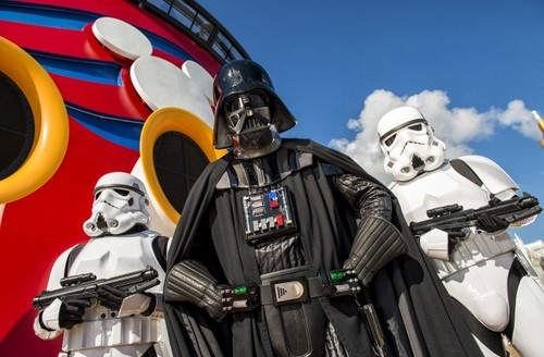 Star Wars Days at Sea Announced by Disney Cruise Line on Limited 2016 Sailings