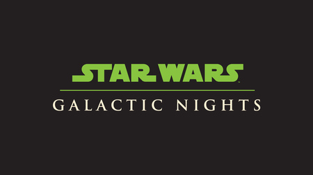 Star Wars Galactic Nights Announced