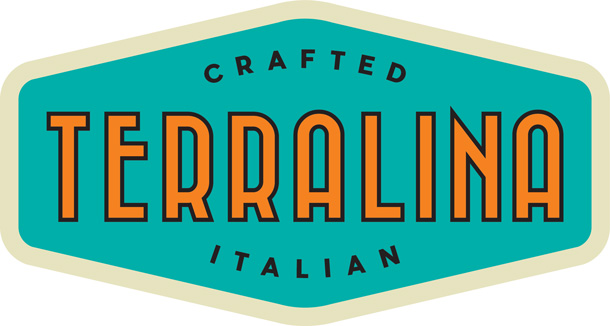 Terralina Crafted Italian Restaurant Logo