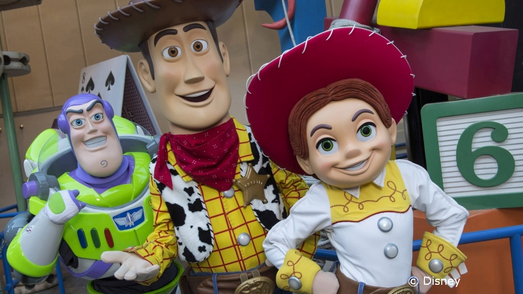 Pixar Characters to Greet Guests Daily at Toy Story Land