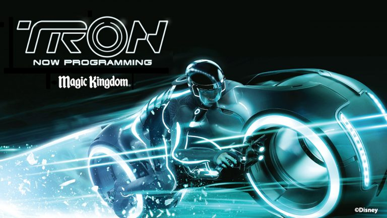 TRON Construction Underway; Causes Some Ride Disruptions
