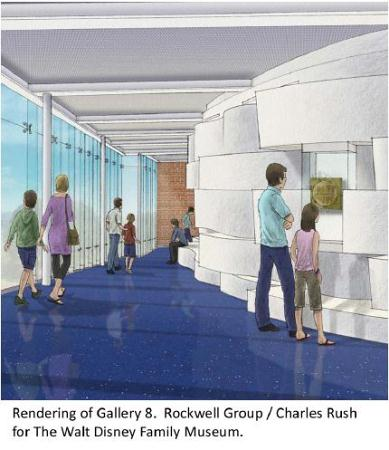 Rendering of Gallery 8