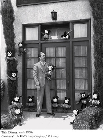 Walt Disney early1930s
