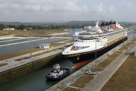 Disney Wonder First Passenger Vessel to Transit New Panama Canal Locks