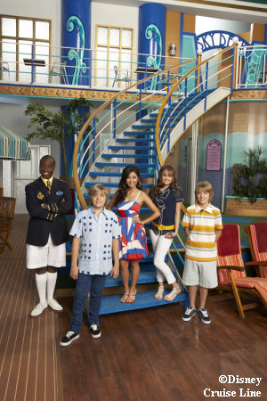 Zac and Cody Suite Life Premiere