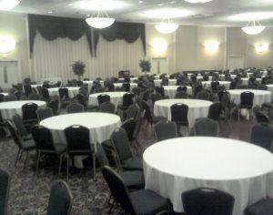 MagicMeets Ballroom Setup