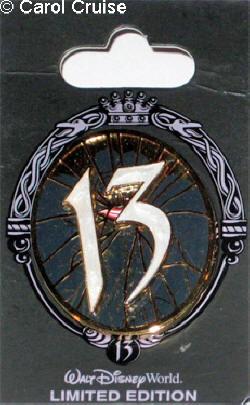 13 Cruella pin