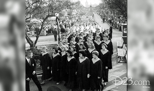 1958 Candlelight Processional