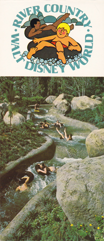 1979 Postcard Book River Country