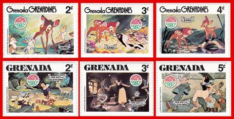 1980 Grenada Christmas