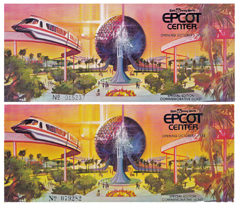 1982_Commemorative_Tickets