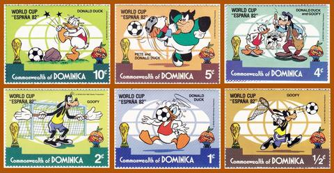 1982 Dominica World Cup