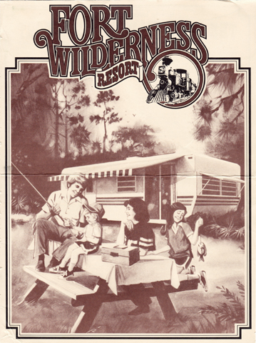 1982_Fort_Wilderness_Check-In_Brochure_front