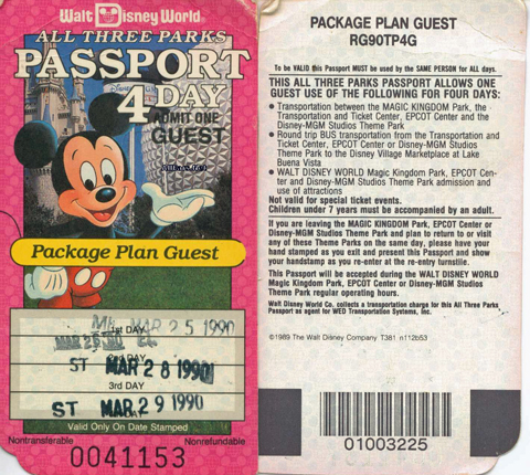 1990_4_Day_Package