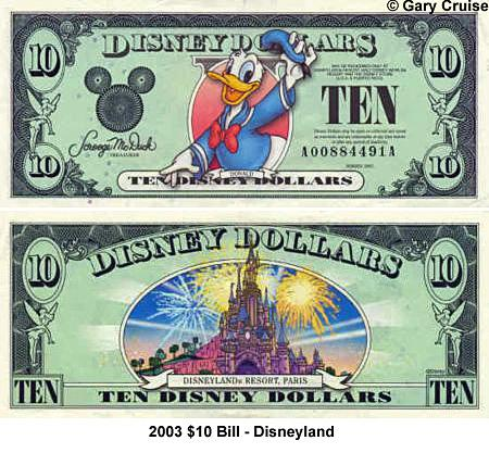 image regarding Disney Dollars Printable called Disney Revenue - A Pocketful Of Pixie Grime - AllEars.Internet