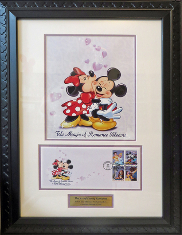 2006 The Art Of Disney Romance Cachet
