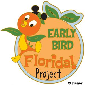 2011 Early Bird Pin