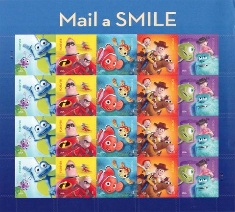 2012 Mail A Smile Sheet
