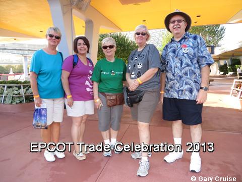 2013 EPCOT Trade Celebration