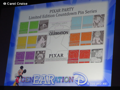 Pixar Party - It's a Celebration