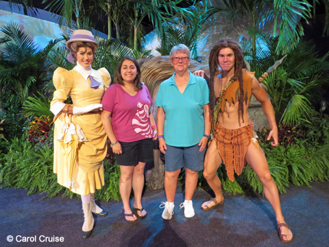 Fun with Tarzan and Jane
