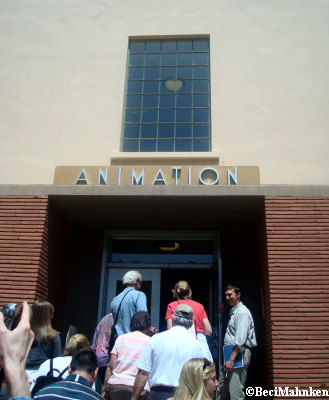 Walt Disney Studios Animation Building