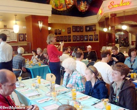Breakfast at Disney's Soda Fountain and Studio Store
