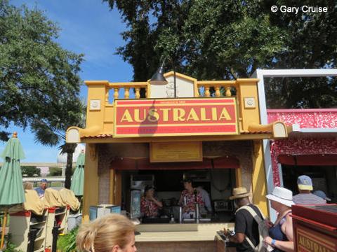 Australia Kiosk