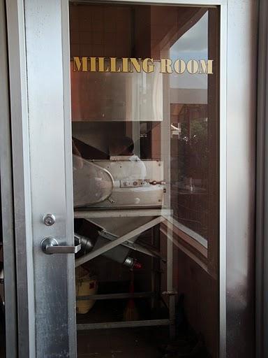 Beer Milling Room
