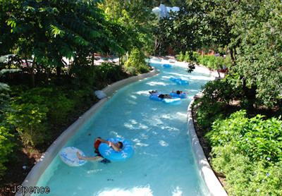Blizzard Beach Lazy River