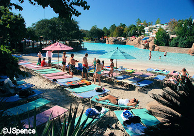 Blizzard Beach Pool