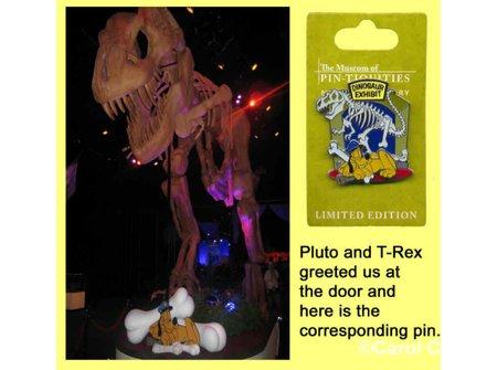 T-Rex must have been 15 feet tall
