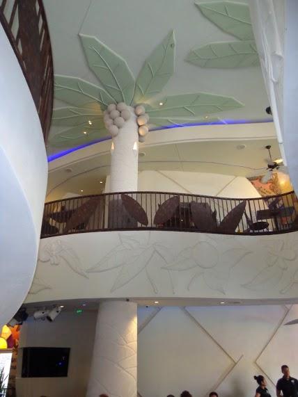 Bongo's Columns