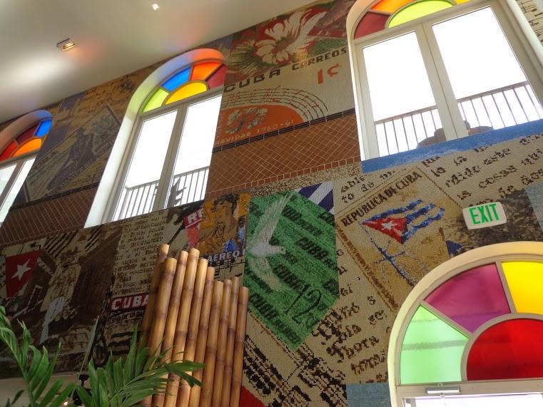 Bongo's Mosaics