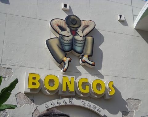 Bongo's Signage