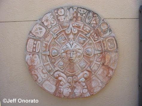 Coronado Springs Aztec Dig Site