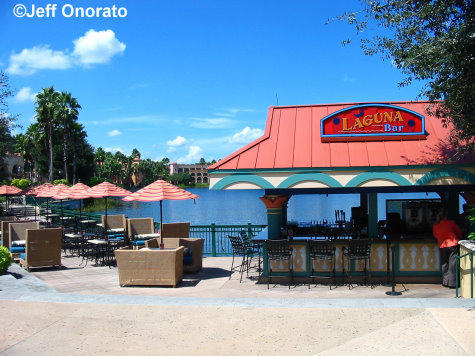 Coronado Springs Laguna Bar