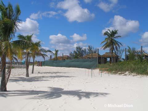 New Cabanas - Castaway Cay - Disney Cruise Line