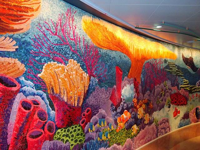 Cabanas Mosaic