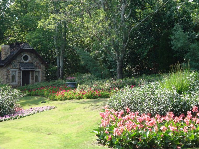 Canada Pavilion Gardens