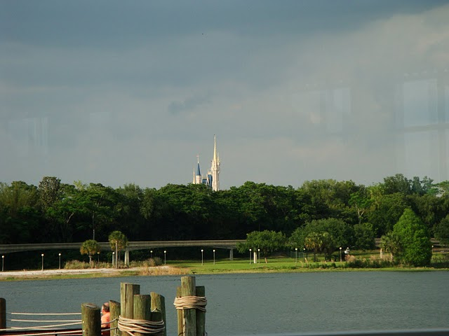 Cinderella Castle View