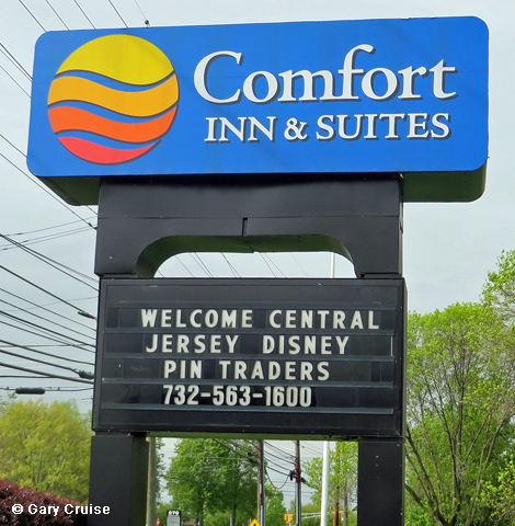 Comfort Inn Sign